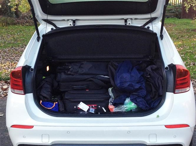 bmw x1 boot space