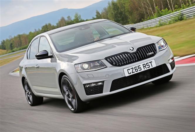 Skoda Octavia vRS - best cheap fast cars