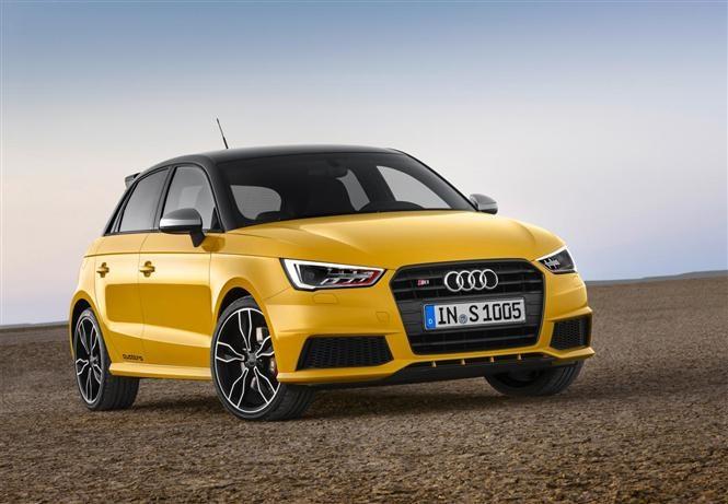 Audi S1 - best cheap fast cars