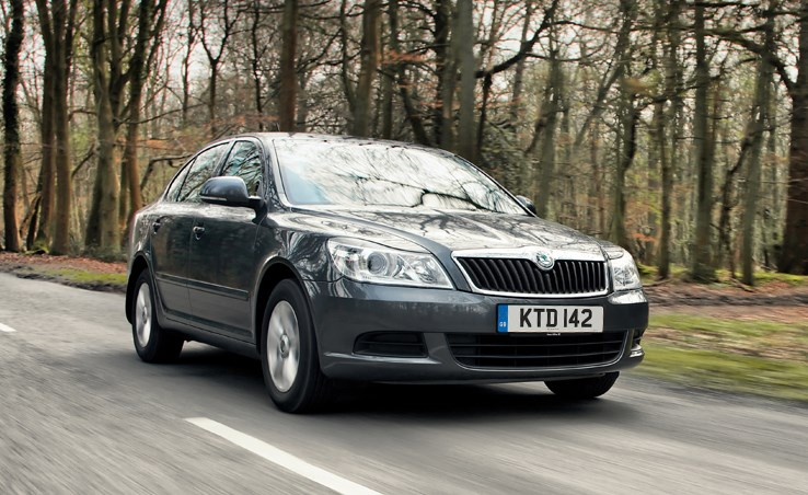 The Skoda Octavia Hatchback - cheap family cars