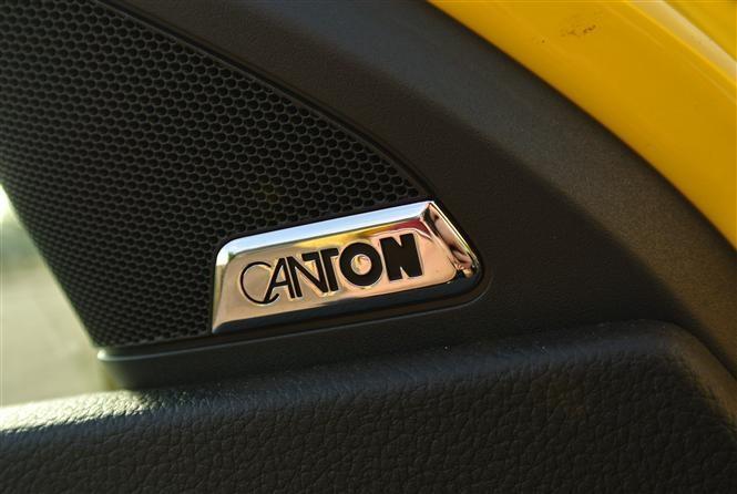 Canton для шкоды октавия