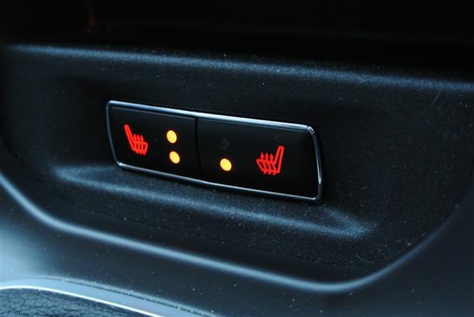Ford Fiesta St Heated Seats