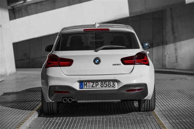New BMW 1 Series BMW 1 Series BMW 125i ...