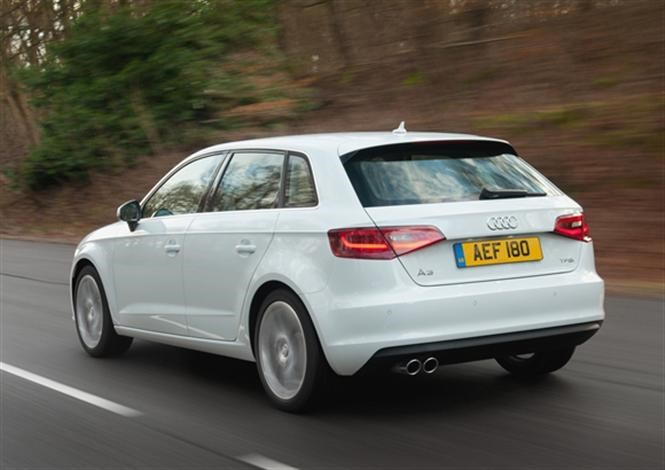 Twin Test Audi A3 vs BMW 1 Series  Parkers