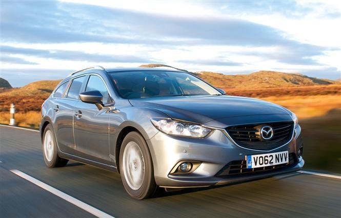 Mazda 6 Estate - practical and fun estate cars