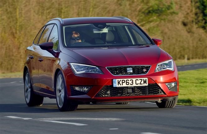 SEAT Leon ST - practical and fun estate cars