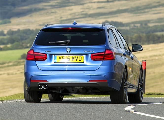 BMW 3 Series Touring - practical and fun estate cars