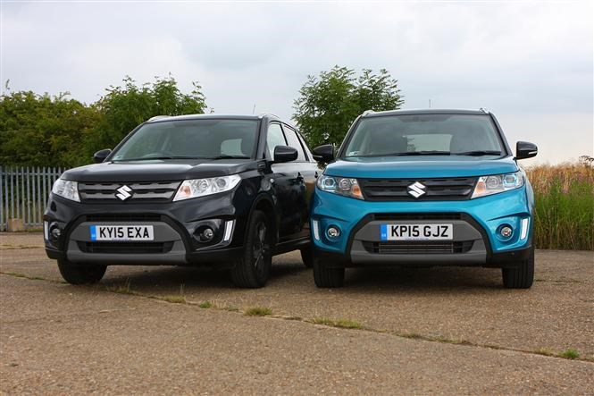 Suzuki vitara petrol vs diesel parkers we recently took delivery of a petrol vitara in mid range sz t spec which provided the perfect opportunity to compare the two and find out which offers fandeluxe Gallery