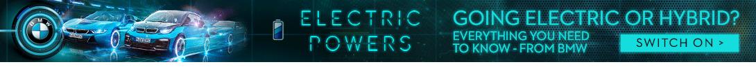 BMW Electric Powers