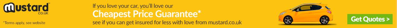 Mustard quotes