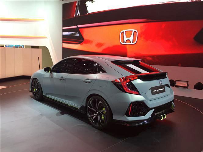 Honda Civic 2017 Concept