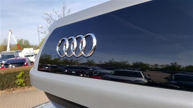 Audi roofbox