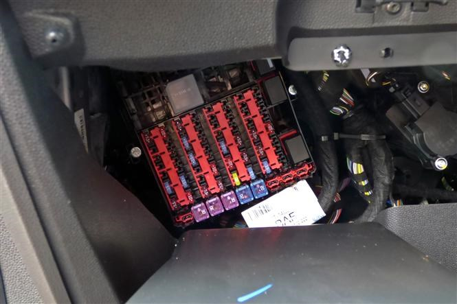 ford fiesta black edition farewell parkers ford fiesta fuse box