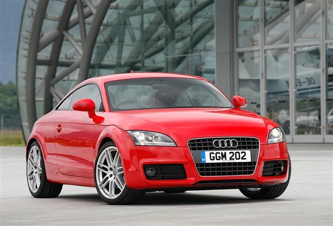 Audi TT   The 10 Best Fun Sports Car For £10k