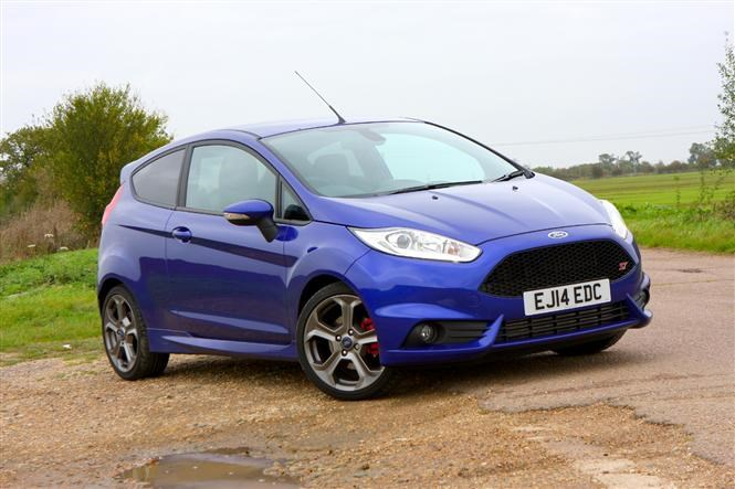Ford Fiesta ST   The 10 Best Fun Sports Car For £10k