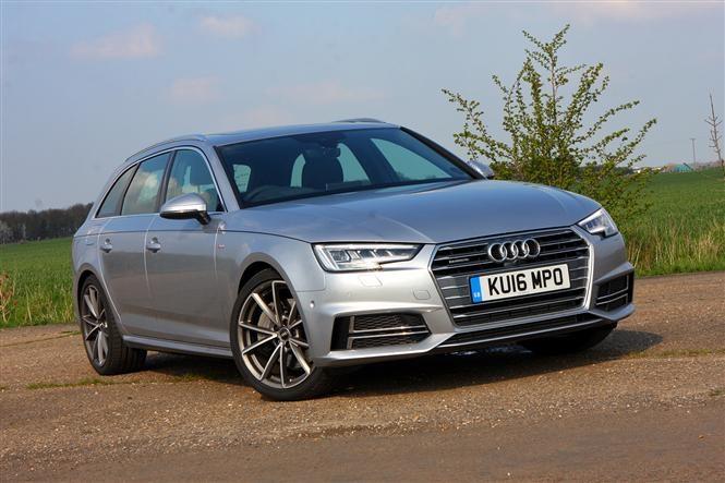 Audi A4 Avant - practical and fun estate cars