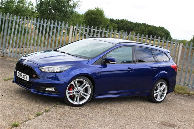 Ford Focus ST Estate - practical and fun estate cars