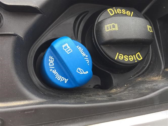 What is AdBlue and why does your diesel car have it?