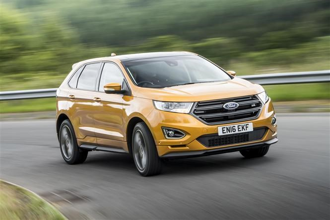 The Ford Edge Is A Rare Sight On Uk Roads At The Moment But Its Still A Great Value Purchase Through Fords Pcp Finance Scheme