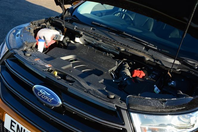 Litresel Engine In The Ford Edge Produces Hp