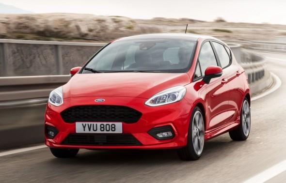 Ford Fiesta  - best cars 2017