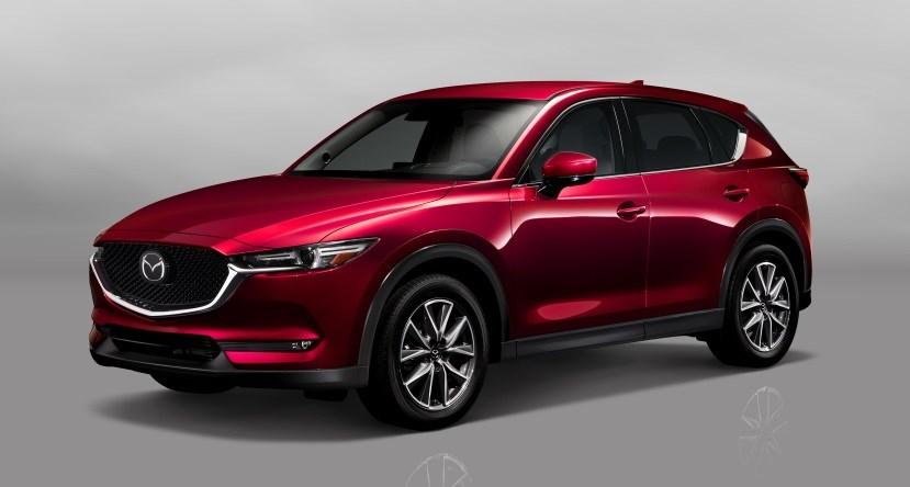 Mazda CX-5 - best cars 2017