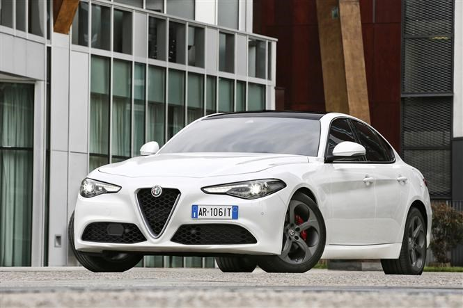 Alfa Romeo is one of Thatcham's top 10 safest cars of 2017