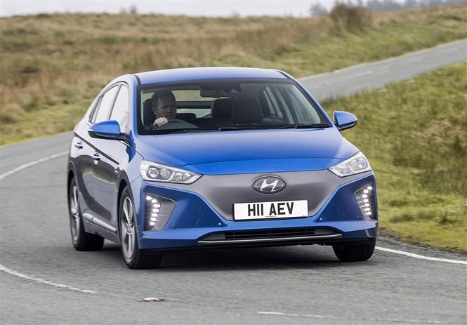 Hyundai Ioniq is one of Thatcham's top 10 safest cars of 2017