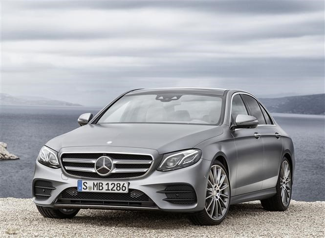 Mercedes-Benz E-Class is one of Thatcham's top 10 safest cars of 2017