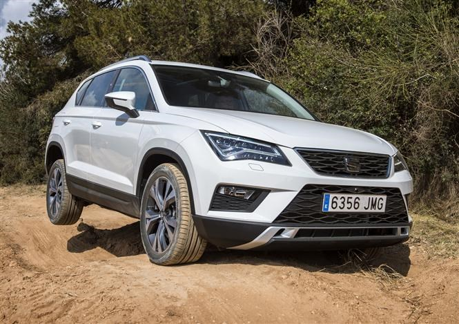 Seat Ateca is one of Thatcham's top 10 safest cars of 2017