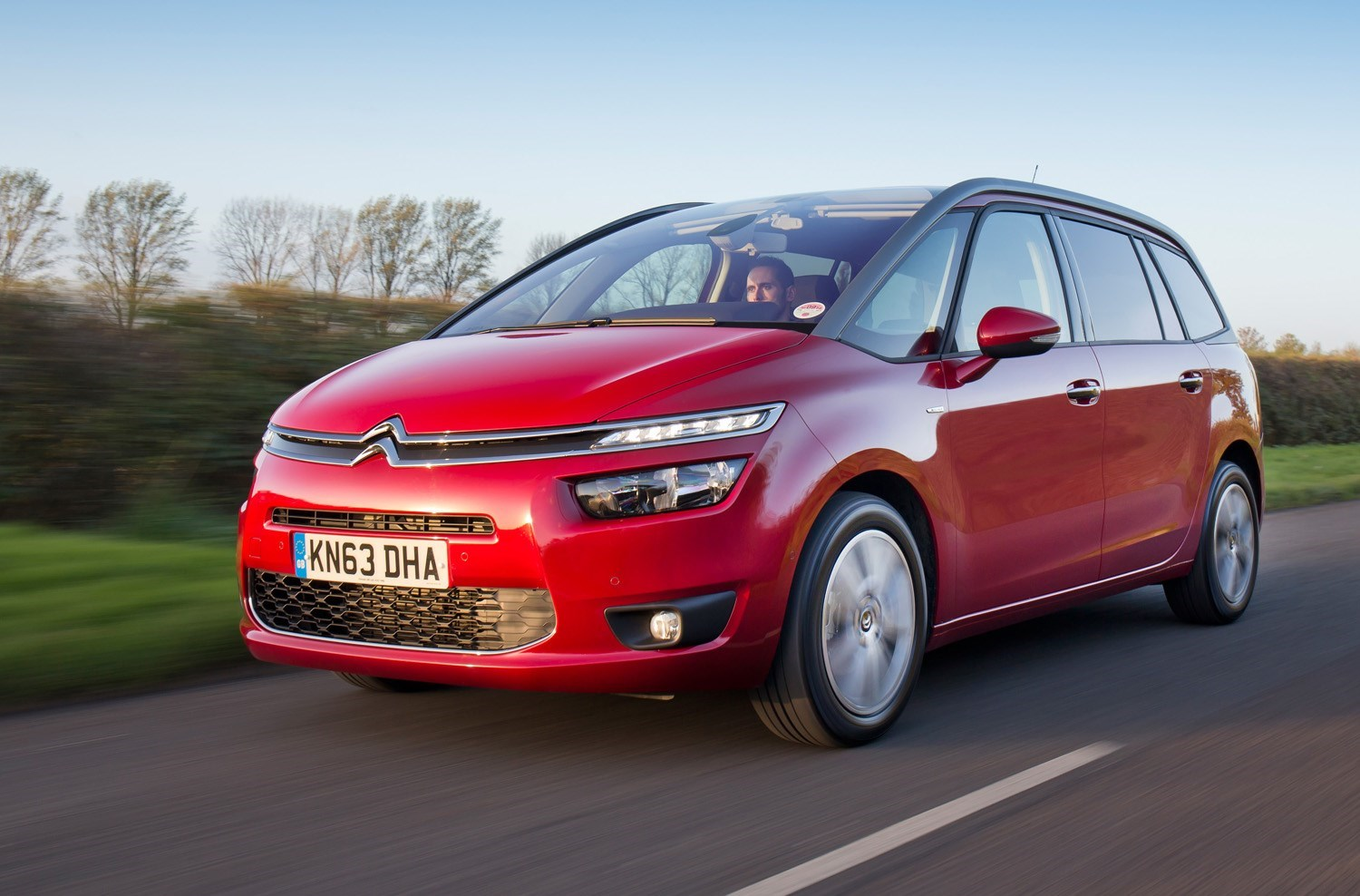 Cars for twins and a toddler - Citroen Grand C4 Picasso