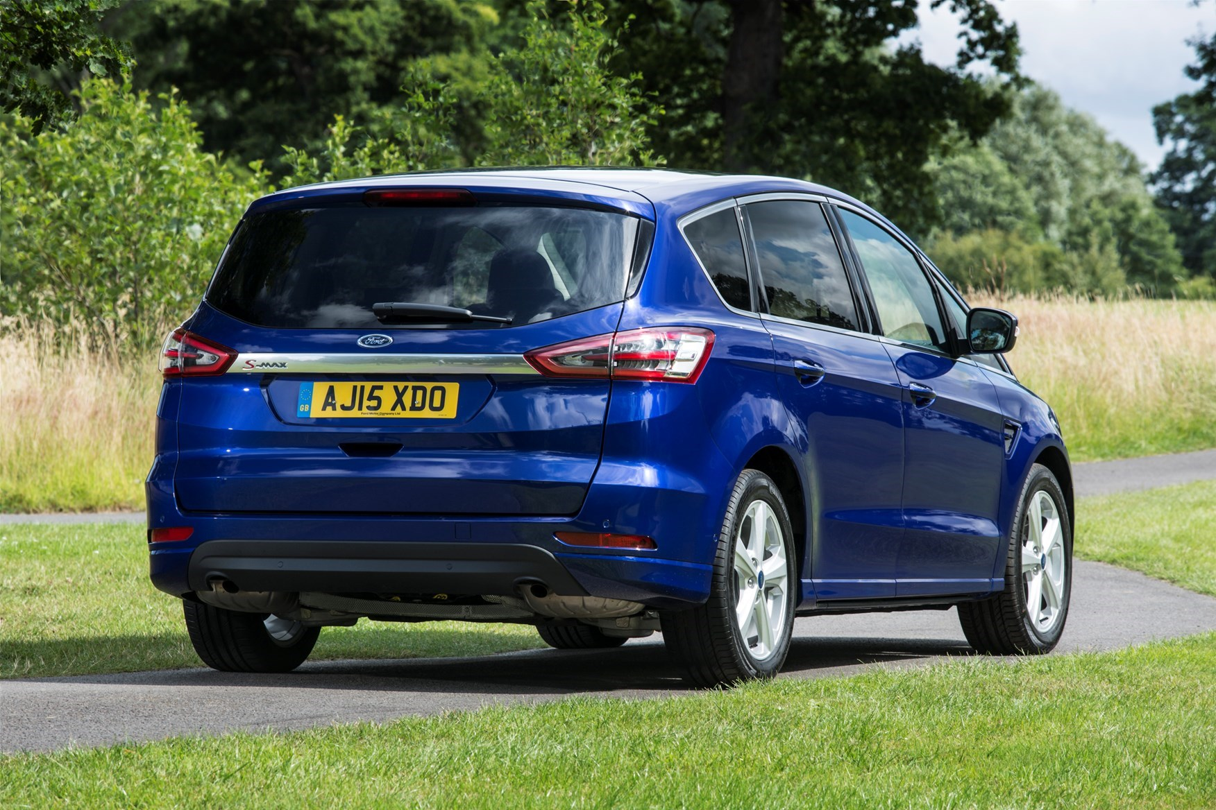 Cars for twins and a toddler - Ford S-Max