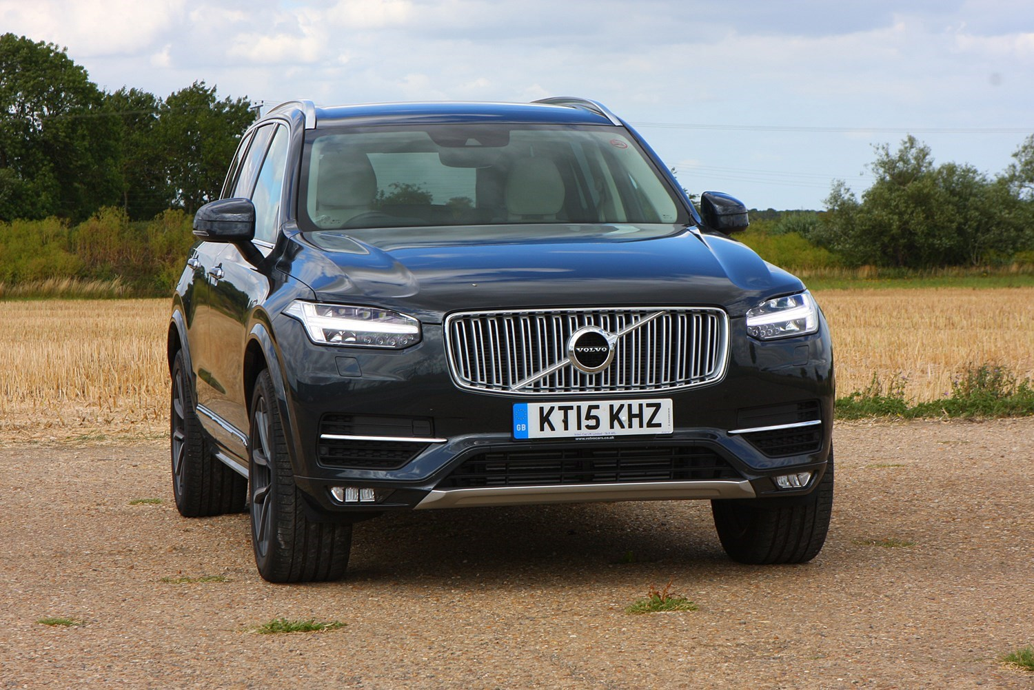 Cars for twins and a toddler - Volvo XC90
