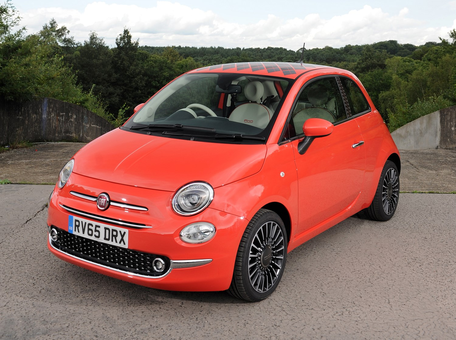 First car lease heroes from 76 per month parkers this might be the most basic version of the fiat 500 but one thing it doesnt skimp on is style with characterful retro looks and monthly payments of just fandeluxe Choice Image