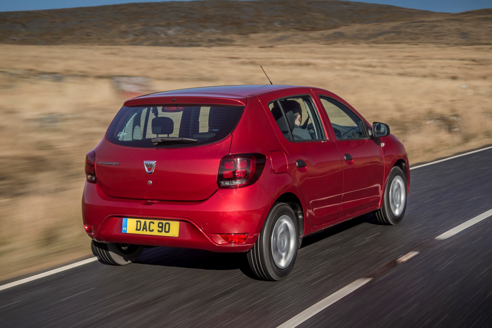 Dacia Sandero finance