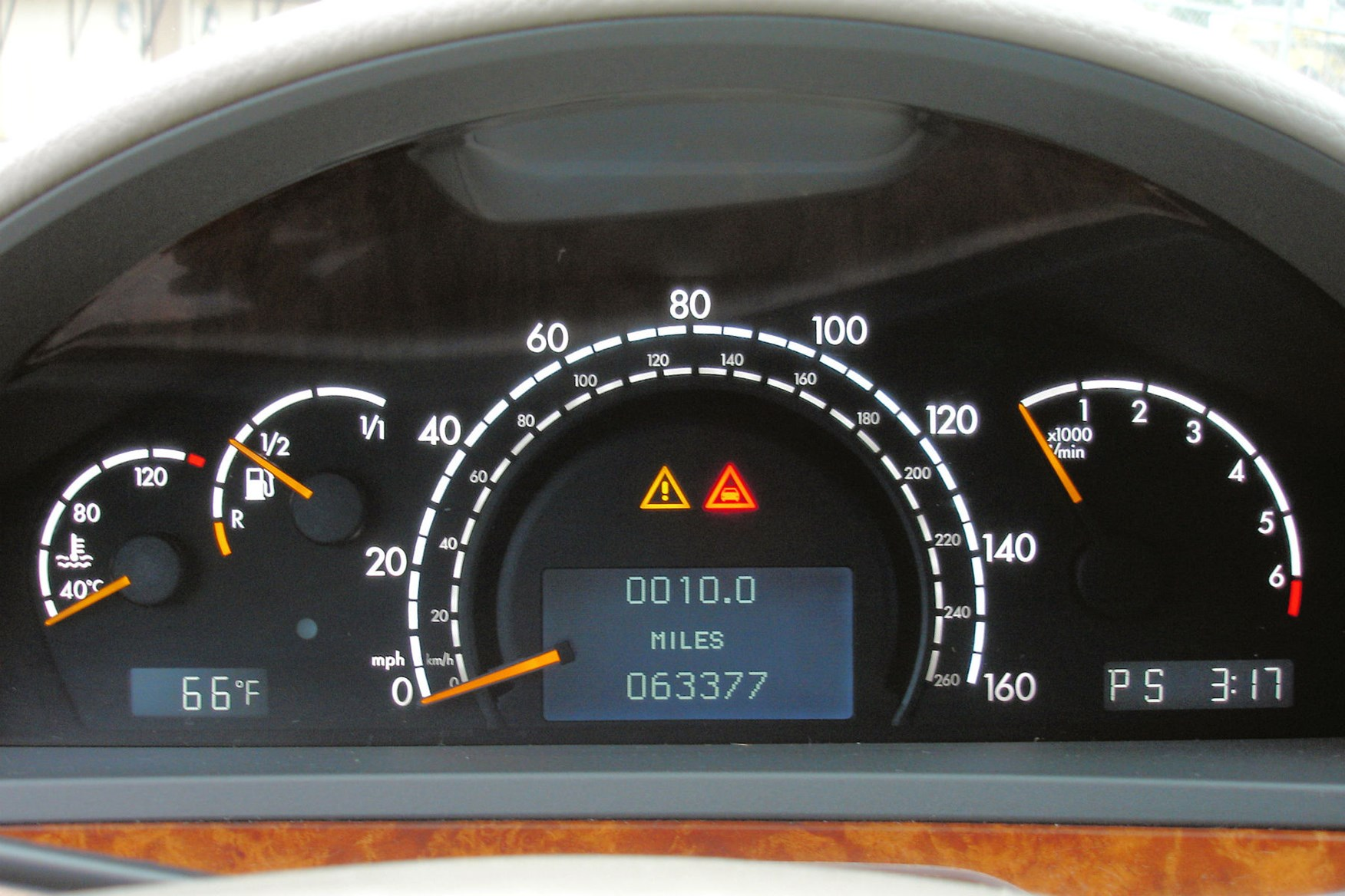 Excess mileage charges