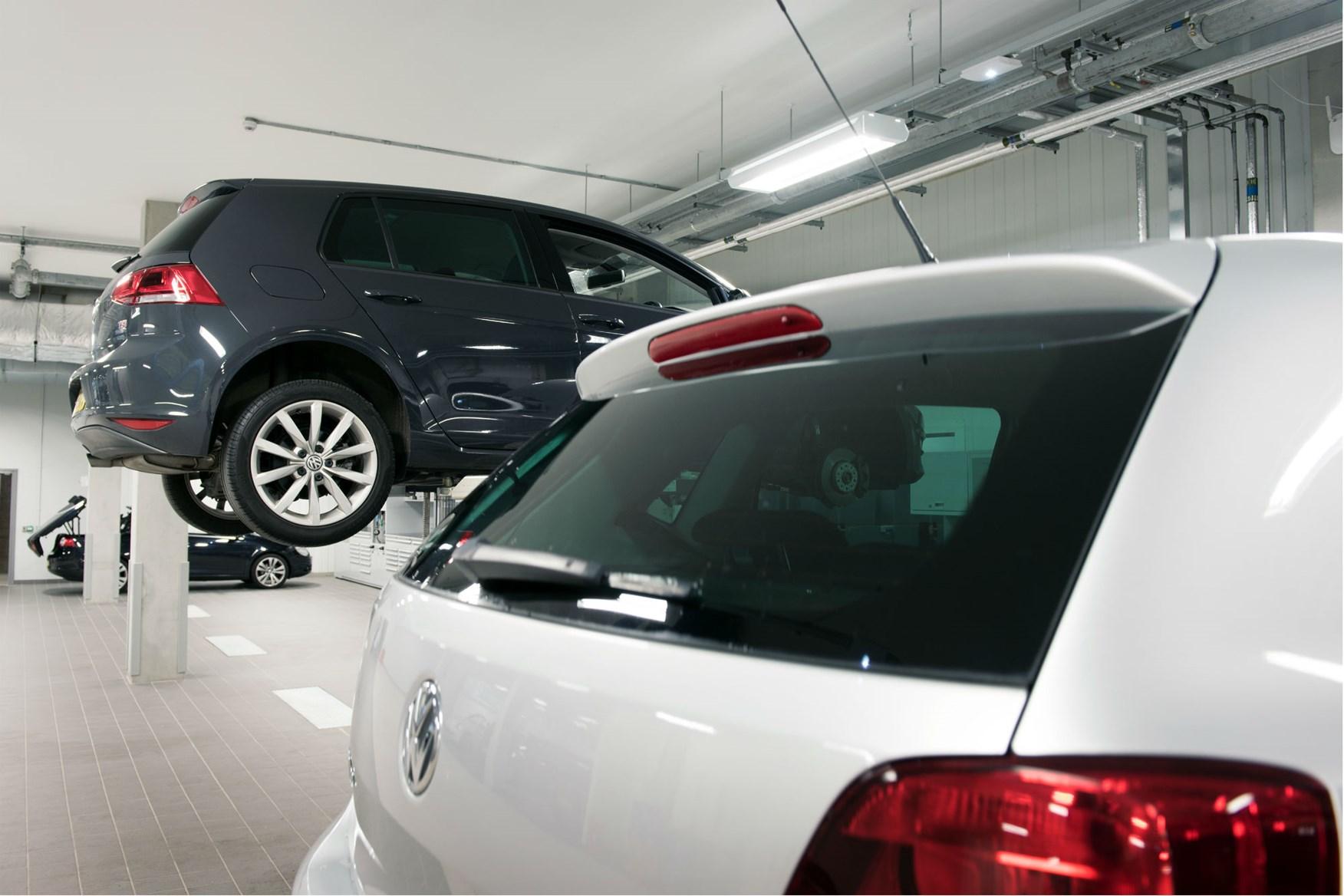 Car lease damage