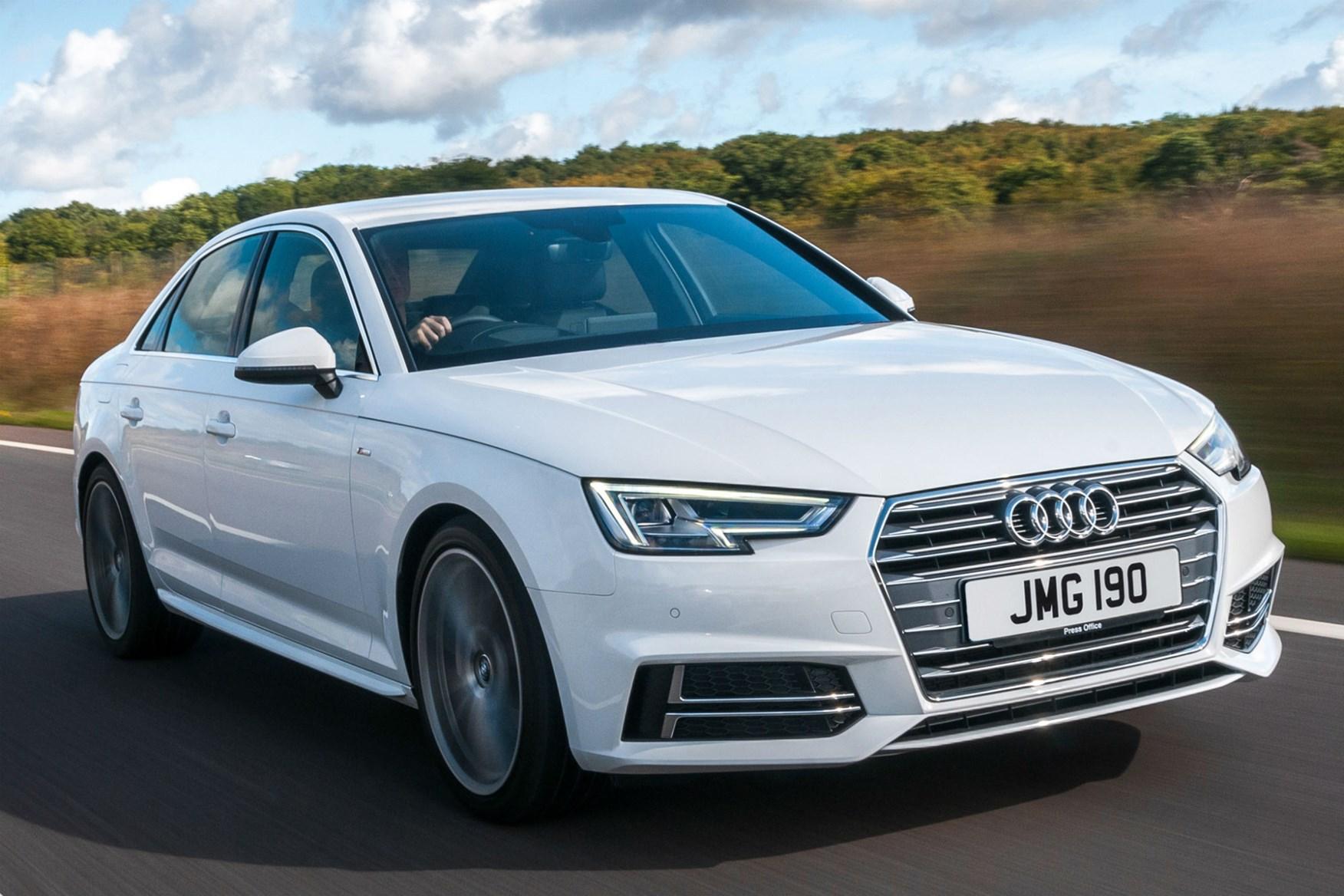 Audi A4 Saloon lease deal