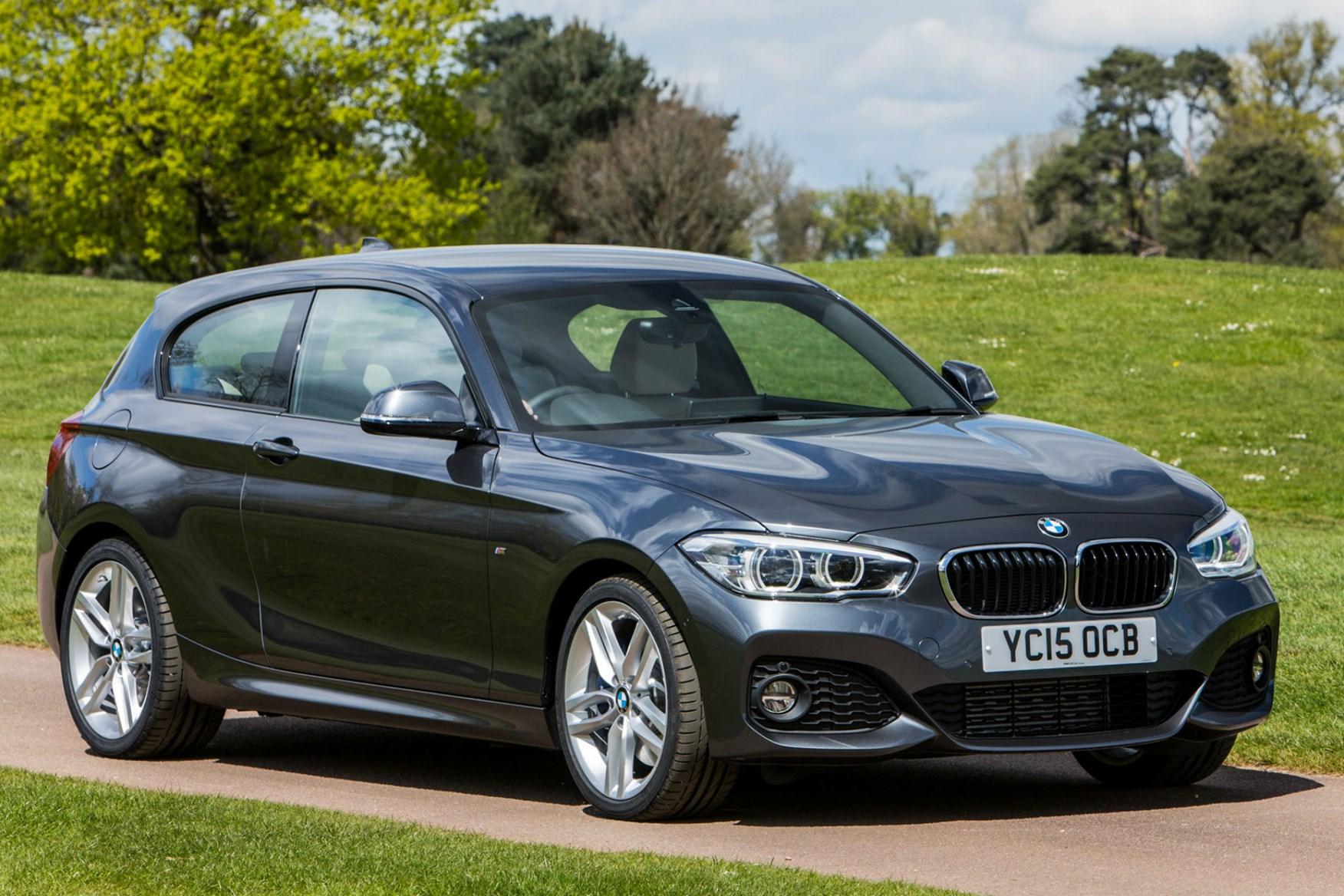 BMW 1 Series PCP finance offer