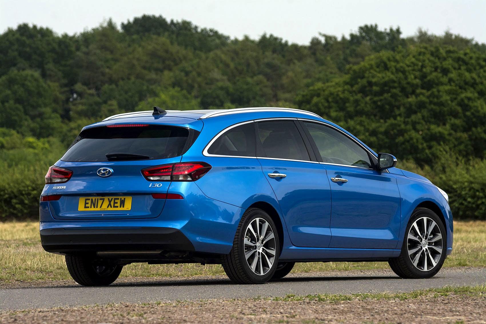 Hyundai i30 Tourer lease deal