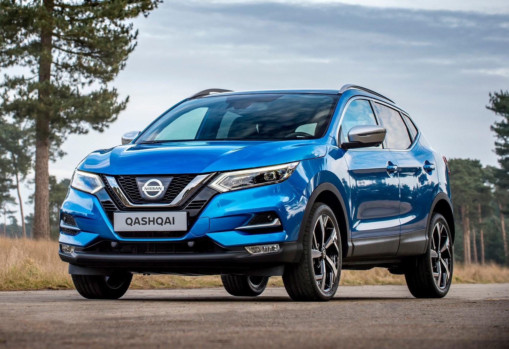 Nissan Qashqai lease deal