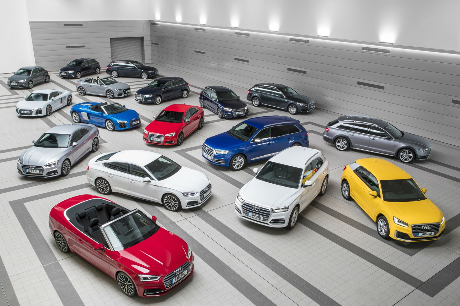 Parkers Deal Watch best new car finance leasing and cash offers