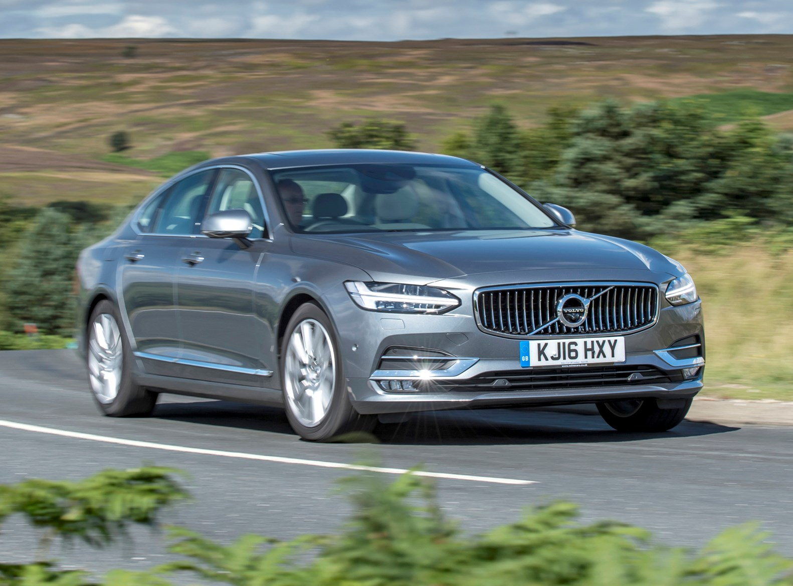Volvo s90 pcp finance offer
