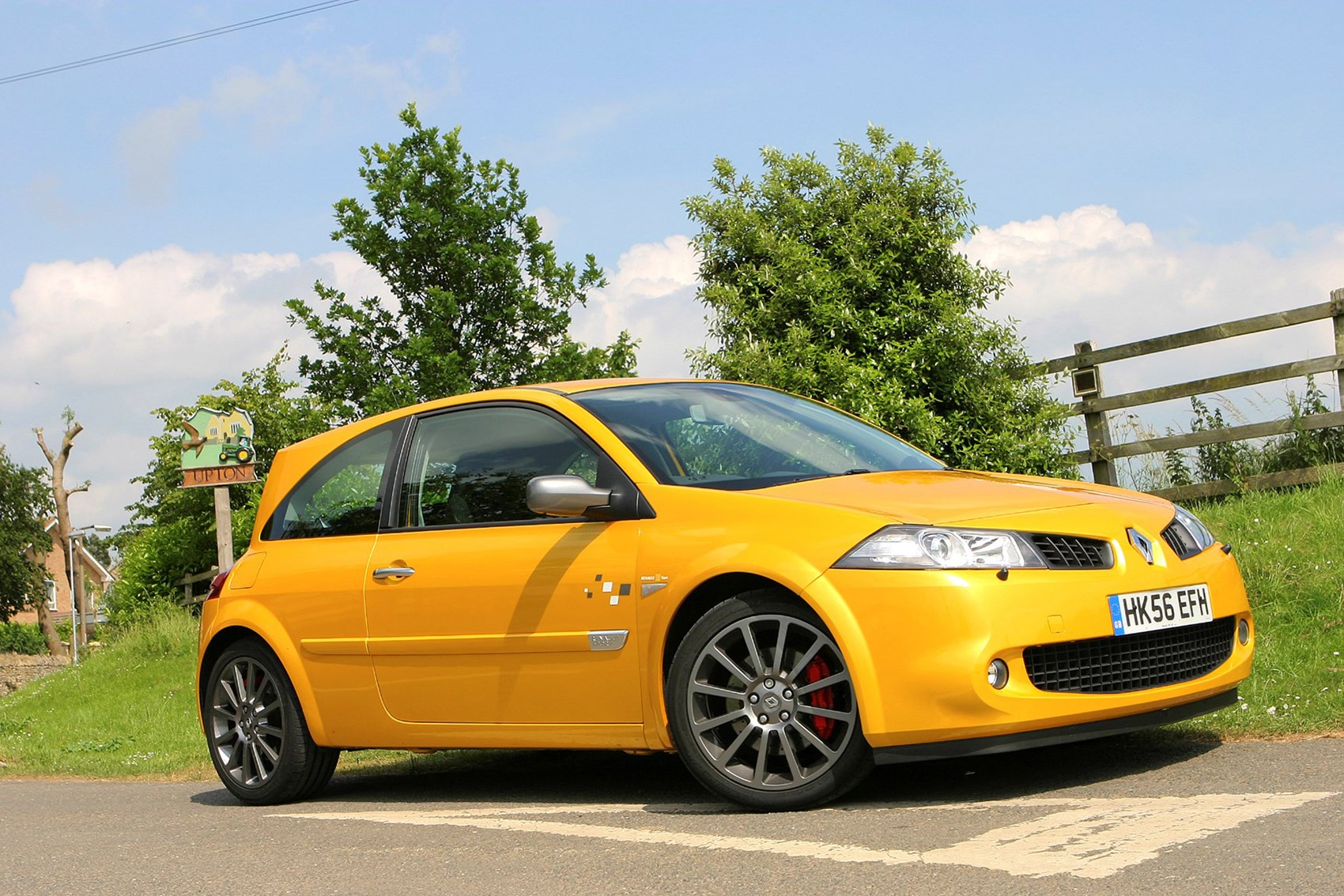 Renault Megane Renaultsport - used hatchbacks for less than £4k