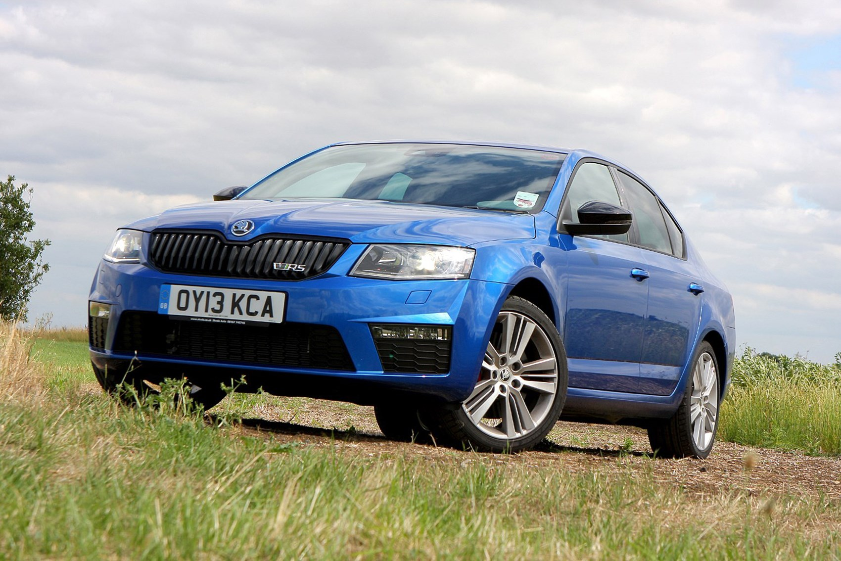 Skoda Octavia vRS - used hatchbacks for less than £4k