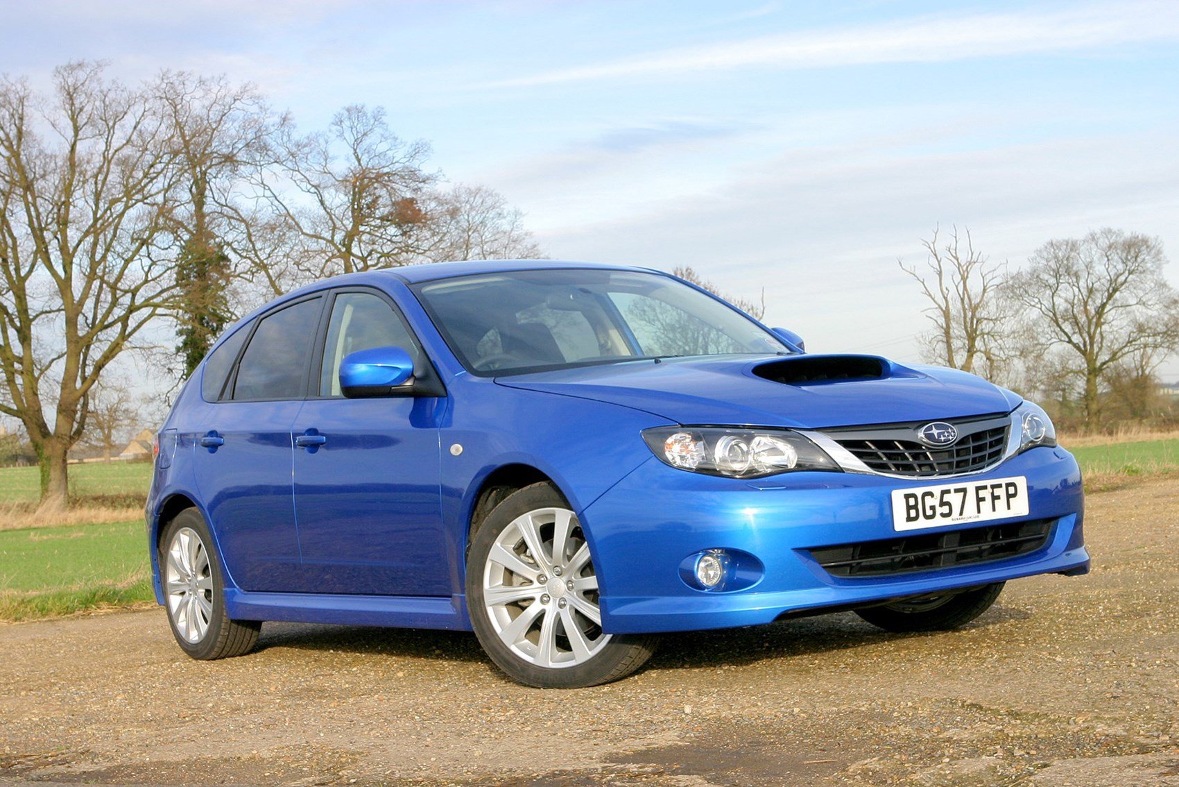Subaru Impreza WRX - used hatchbacks for less than £4k