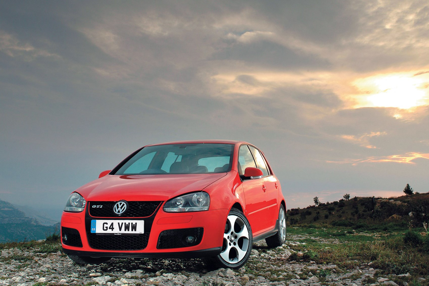 VW Golf GTI - used hatchbacks for less than £4k