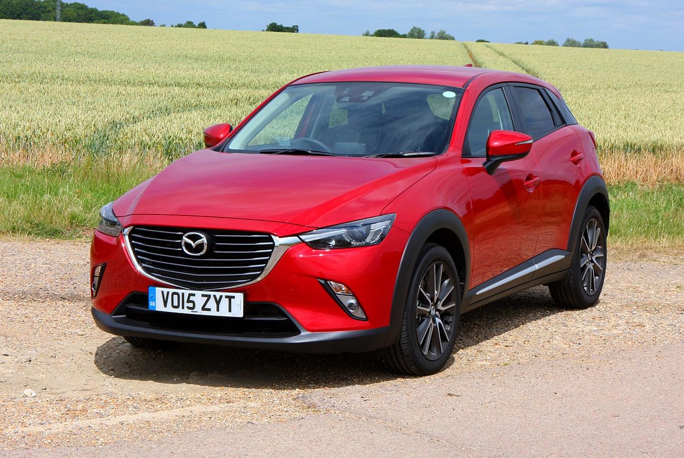Mazda Cx 3 Best Crossover Cars