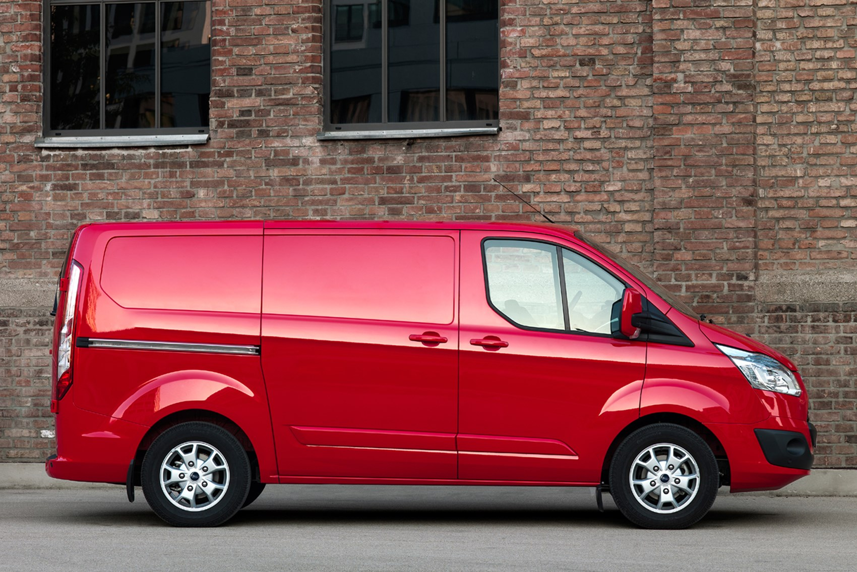 Ford Transit Custom - best vans for fishermen