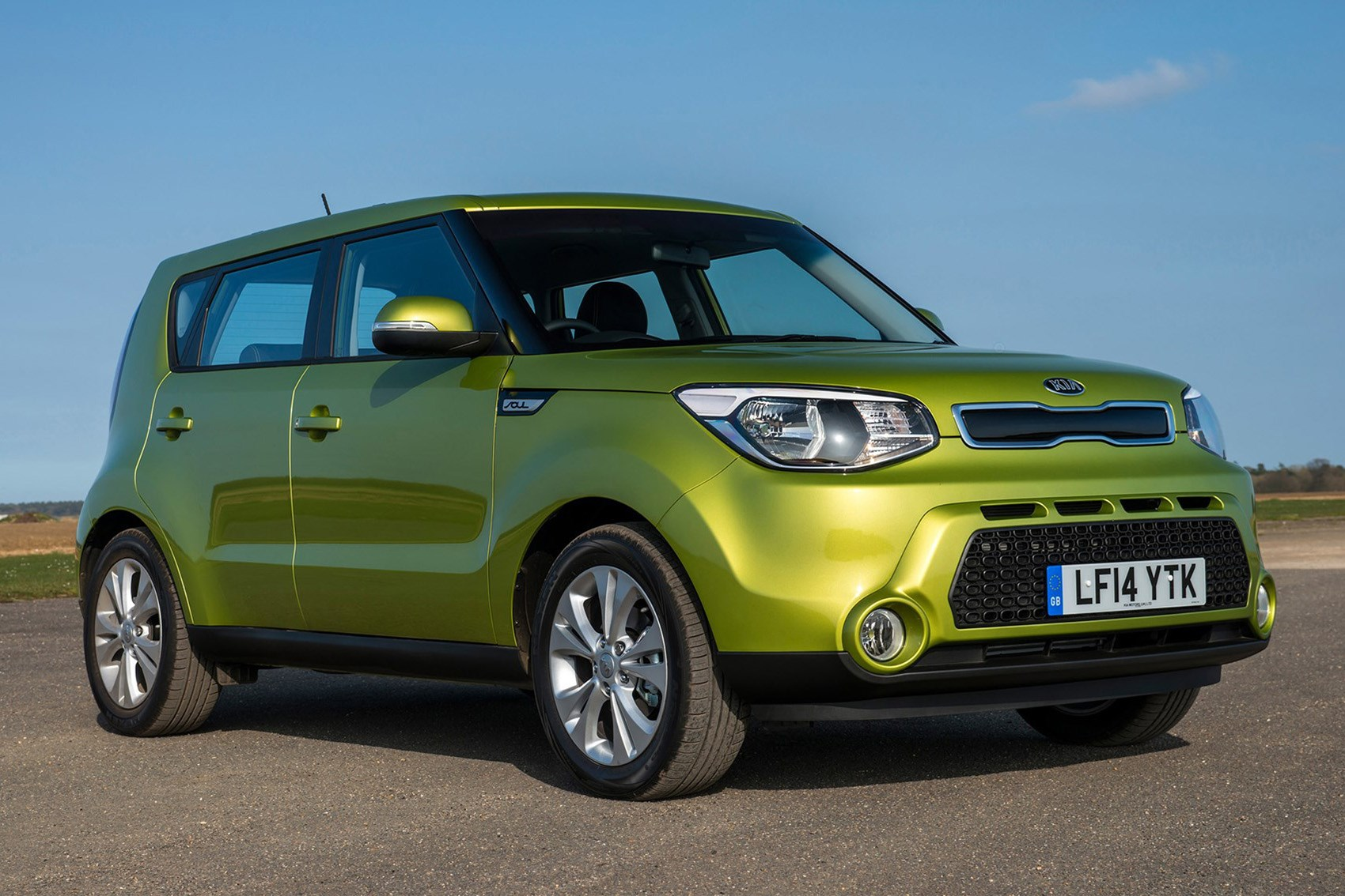 Kia Soul - best electric cars